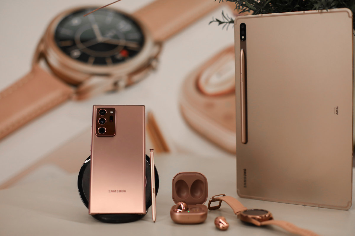 打卡羊城,三星Galaxy Note20系列诠释科技之美 - 热点资讯 专题图文 第1张