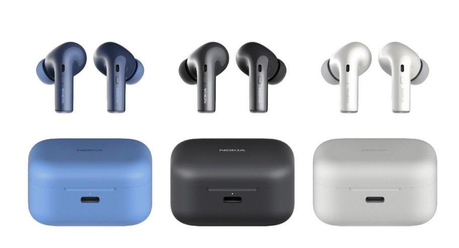 诺基亚新款无线耳机造型神似 AirPods Pro,只要329元 - 热点资讯 专题图文 第1张