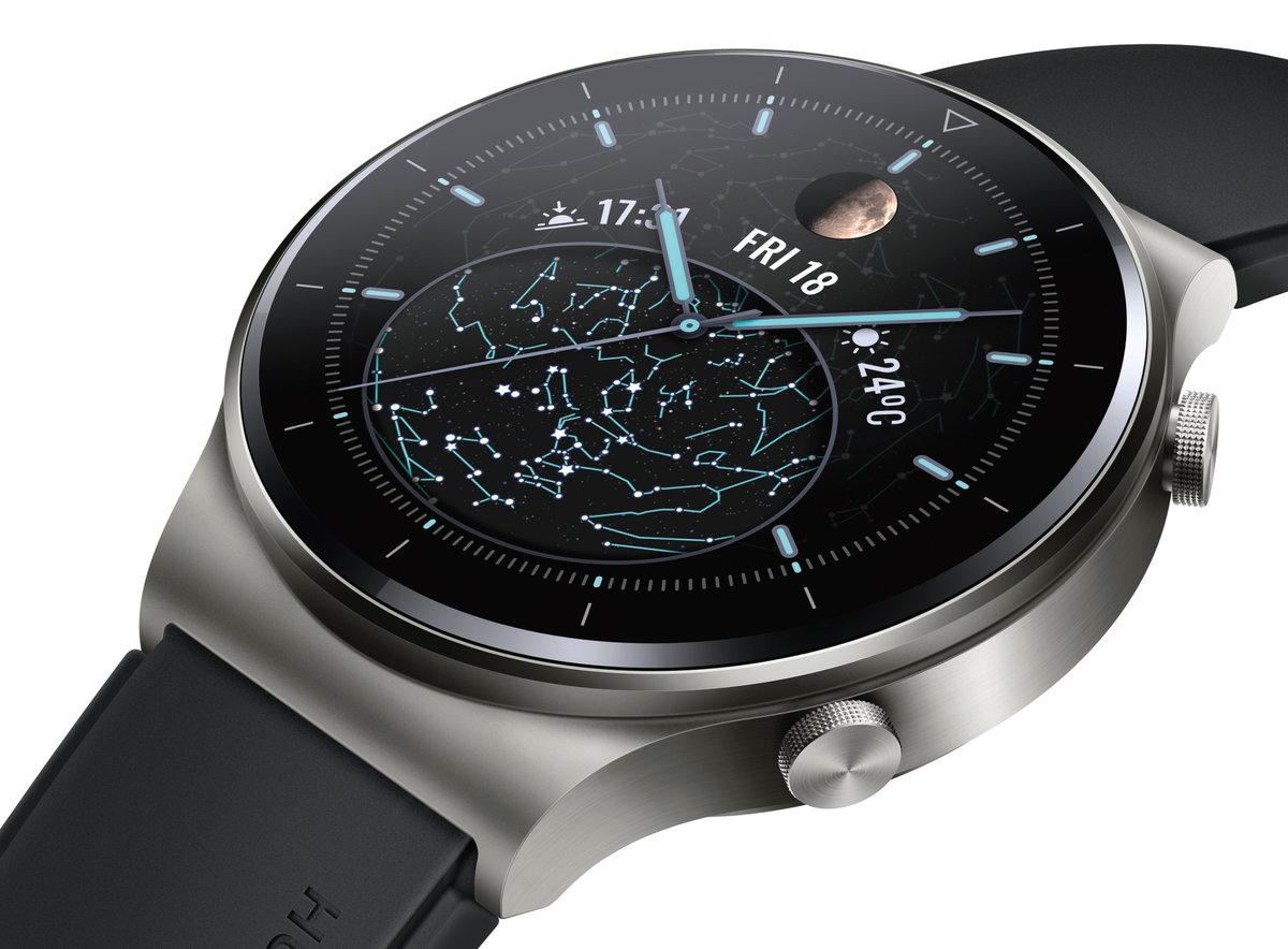 华为 Watch GT2 Pro 智能手表曝光,支持无线充电 - 热点资讯 专题图文 第1张