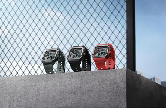 复古腕间时尚,4周长续航,华米科技Amazfit Neo智能手表正式发布 - 热点资讯 首页 第1张