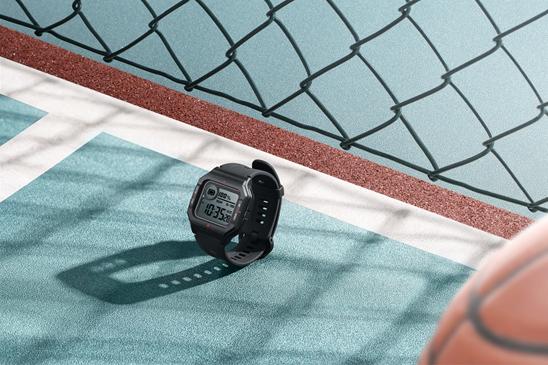 复古腕间时尚,4周长续航,华米科技Amazfit Neo智能手表正式发布 - 热点资讯 每日推荐 第2张
