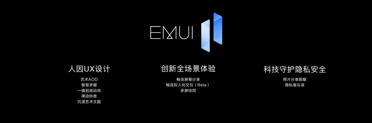 在一起更多精彩!华为正式发布EMUI11 - 热点资讯 专题图文 第11张