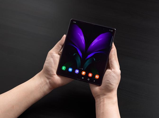 树立折叠屏手机标杆,三星Galaxy Z Fold2 5G凭实力说话 - 热点资讯 家电百科 第3张