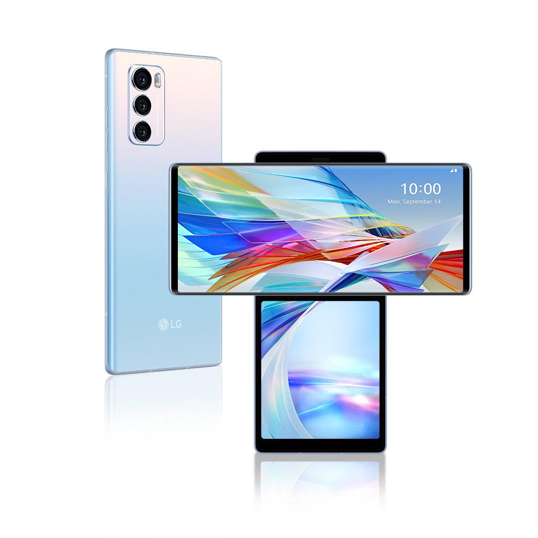 LG Wing 正式发布:最大胆的双屏手机终于还是来了 - 热点资讯 首页 第3张