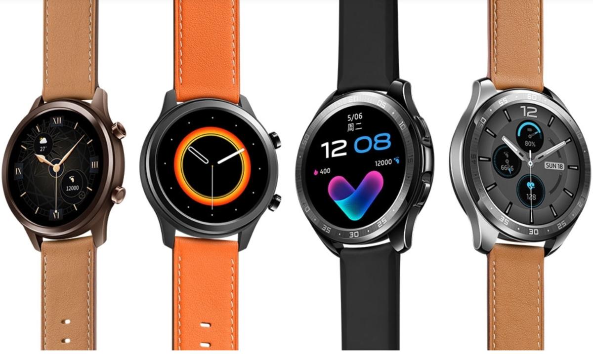 vivo Watch 外观设计公布:圆形表盘,两种设计 - 热点资讯 每日推荐 第2张