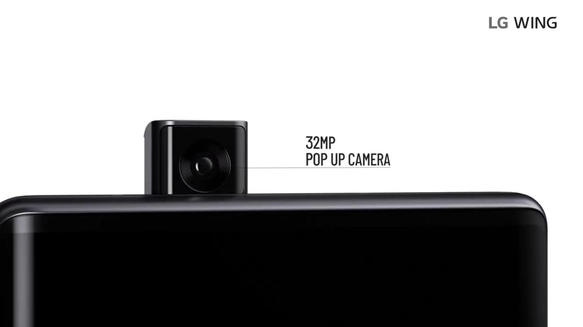 LG Wing 正式发布:最大胆的双屏手机终于还是来了 - 热点资讯 首页 第2张