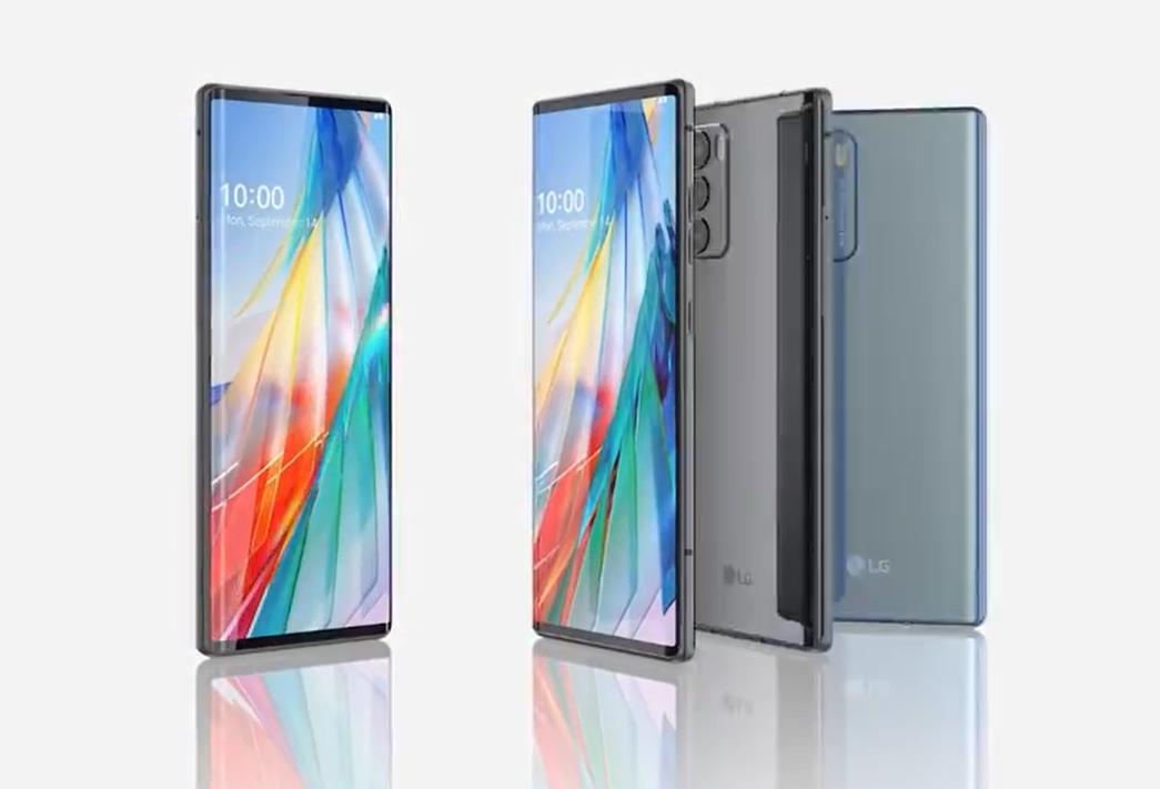 LG Wing 正式发布:最大胆的双屏手机终于还是来了 - 热点资讯 首页 第1张