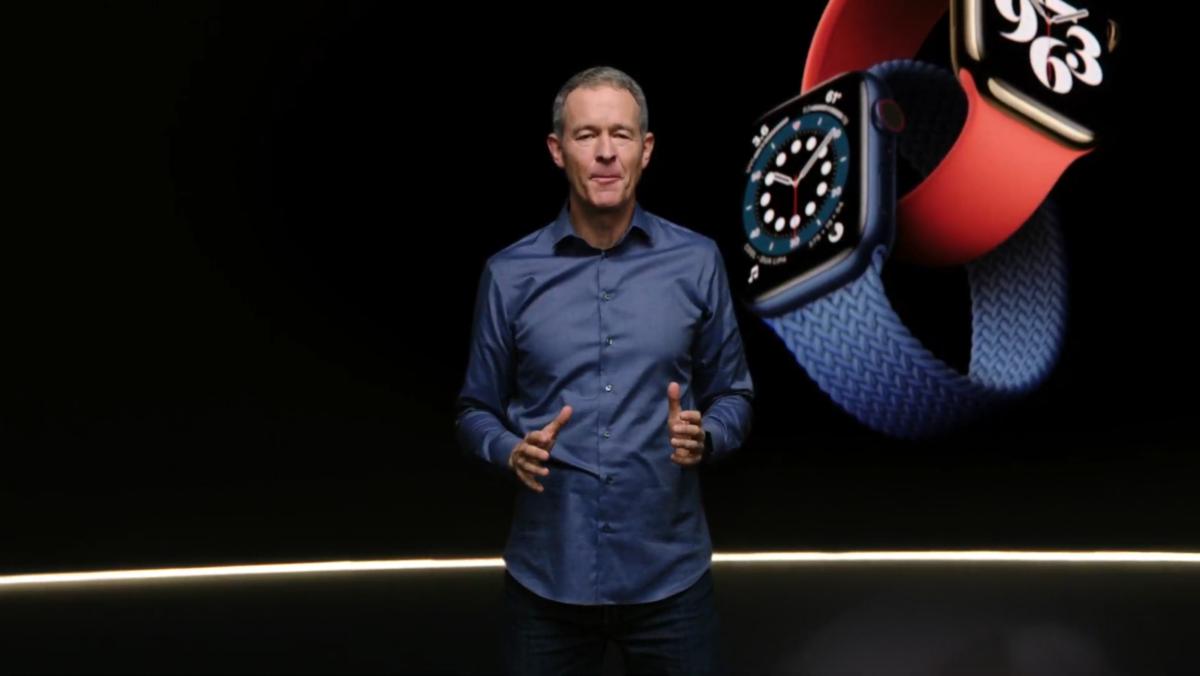 Apple Watch Series 6 发布:新增血氧监测功能 - 热点资讯 专题图文 第1张