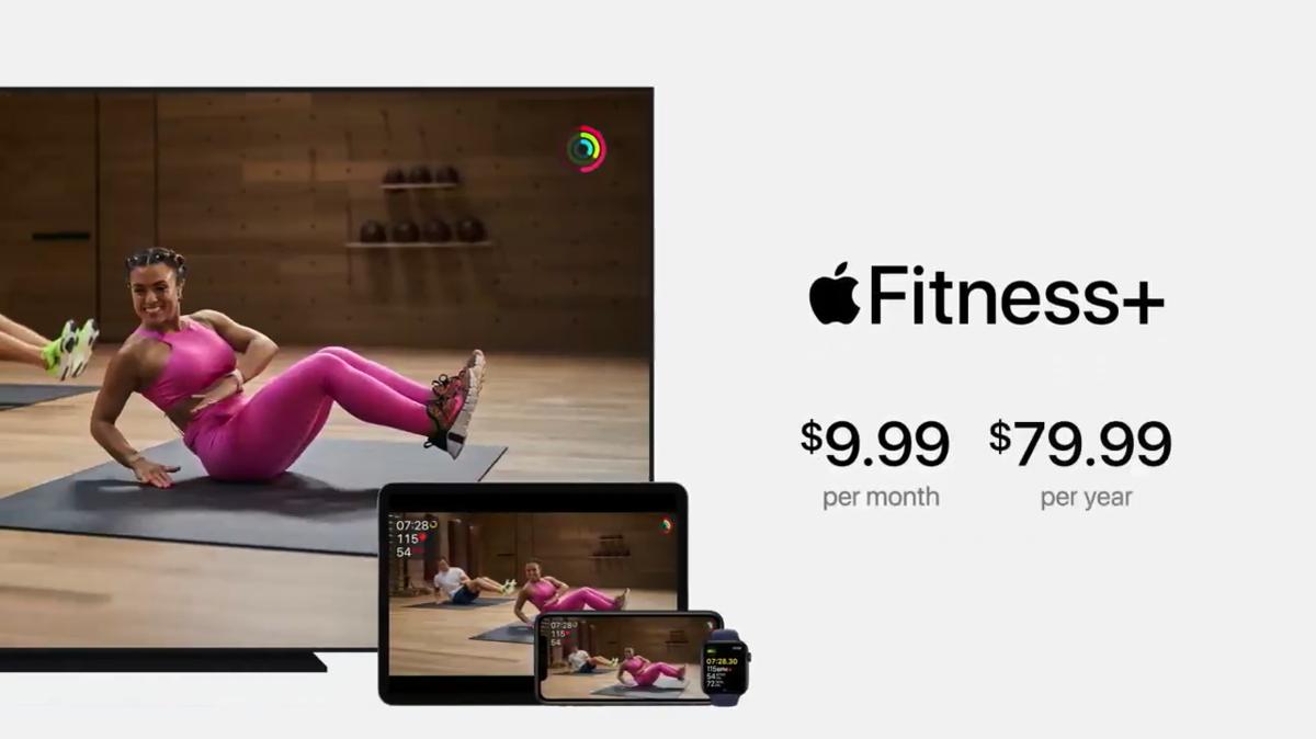 除了发力健康的 Apple Fitness+,苹果还带来了订购大集合 - 热点资讯 专题图文 第3张