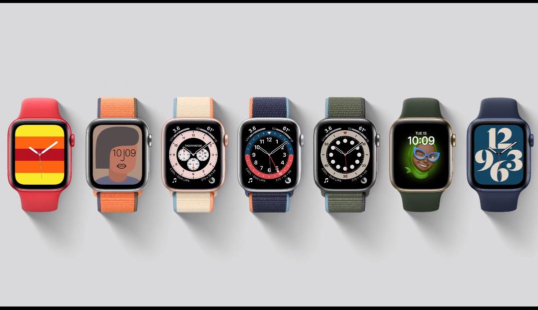 2020年苹果秋季发布会汇总:两款新iPad + 两款新Watch - 热点资讯 首页 第2张