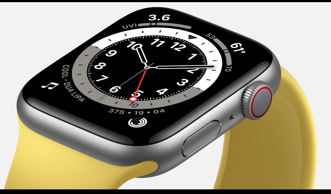 2020年苹果秋季发布会汇总:两款新iPad + 两款新Watch - 热点资讯 首页 第8张