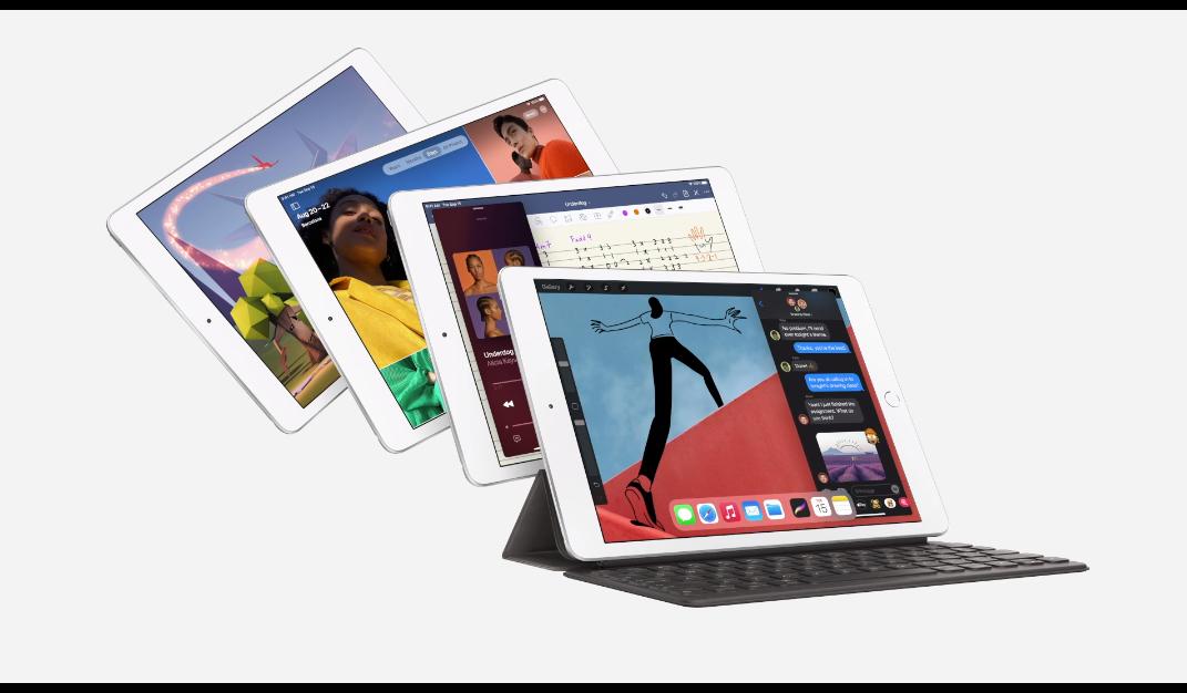 2020年苹果秋季发布会汇总:两款新iPad + 两款新Watch - 热点资讯 首页 第10张