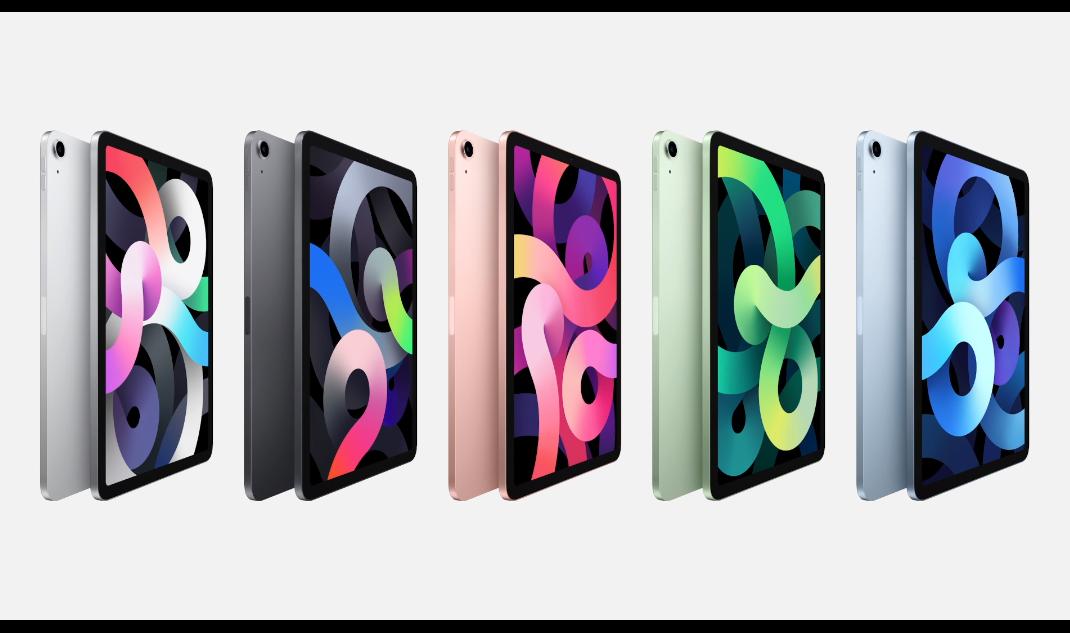 2020年苹果秋季发布会汇总:两款新iPad + 两款新Watch - 热点资讯 首页 第15张