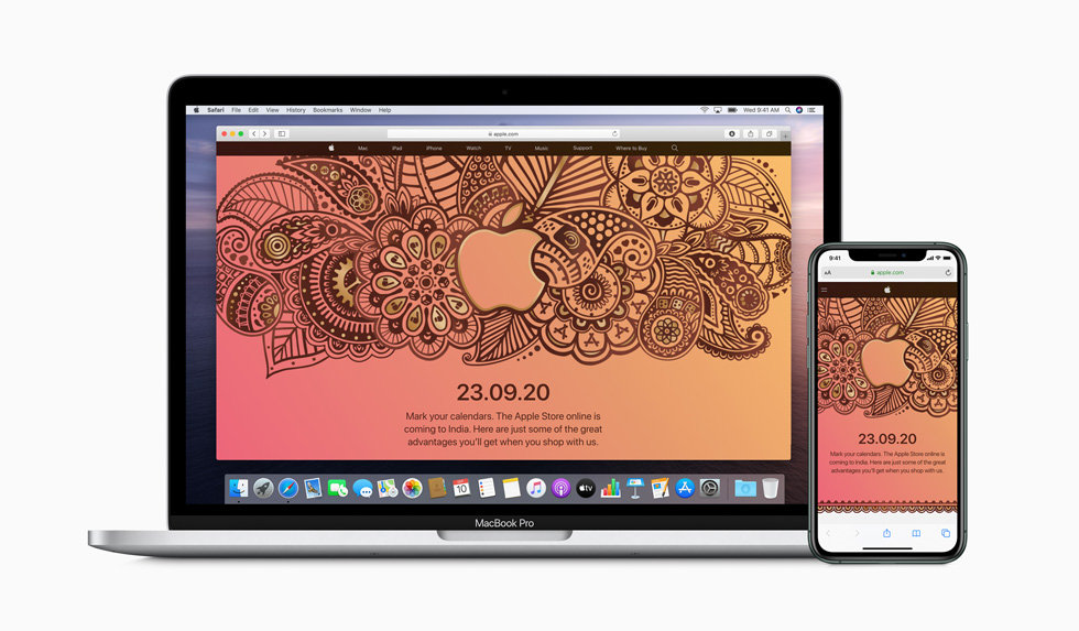 在线商店准备就绪,苹果印度官网终于要卖 iPhone 了 - 热点资讯 首页 第2张