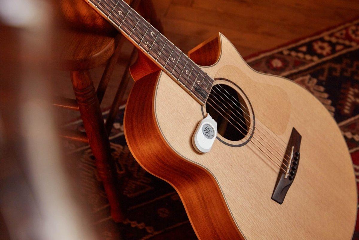 199元,小米有品上架吉他温湿度计,李宗盛主导设计 - 热点资讯 每日推荐 第1张