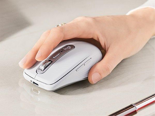 罗技发布 MX Anywhere 3 办公鼠,滚轮支持无极滚动 - 热点资讯 专题图文 第3张