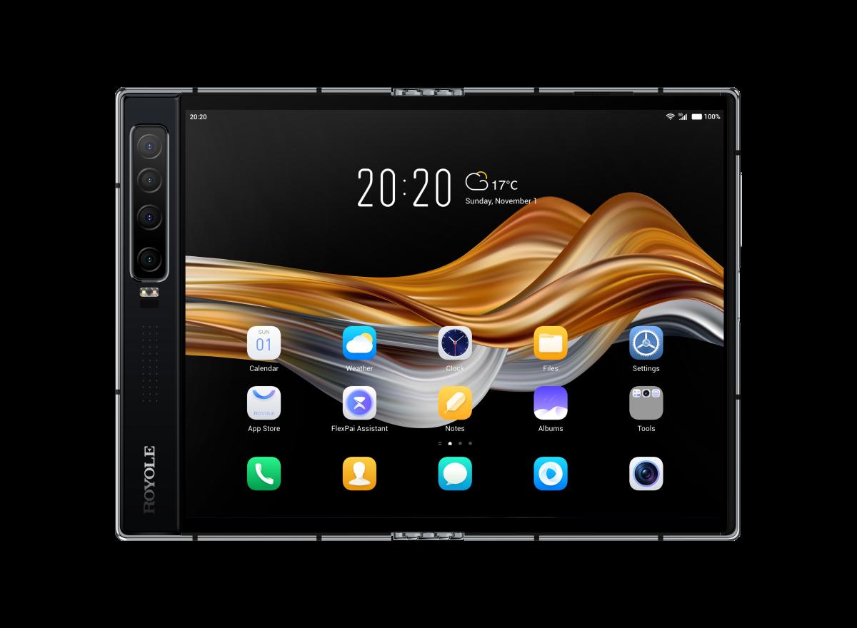 手机展开即是平板,柔宇新品FlexPai 2仅不到万元 - 热点资讯 首页 第2张