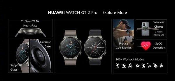 华为 Watch GT2 Pro 即将发布,手表也能导航打车 - 热点资讯 专题图文 第1张