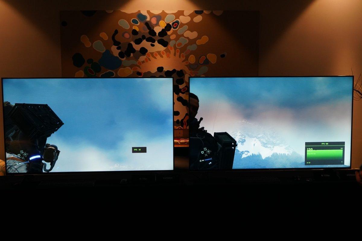 4K 120 帧 HDR 业内首秀!索尼带来极致游戏体验 - 热点资讯 每日推荐 第4张