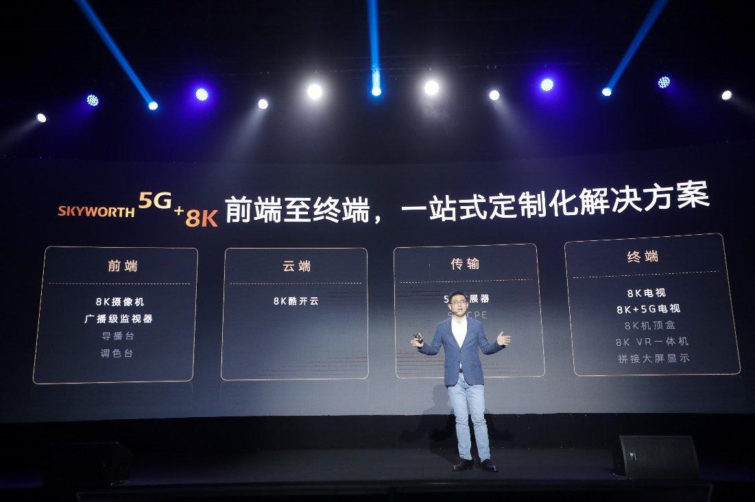 """创维电视Q71系列领航发布,重塑8K电视新标准,开创""""5G+8K""""新时代 - 热点资讯 家电百科 第2张"""
