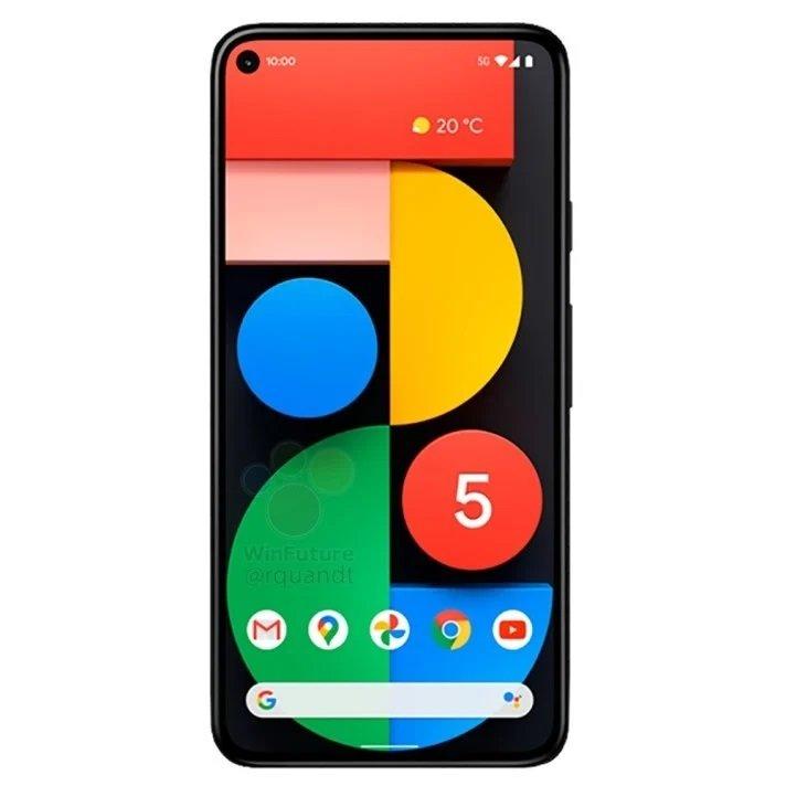 谷歌 Pixel 5 提前上架,采用骁龙 765G 要价 5000 元 - 热点资讯 首页 第2张