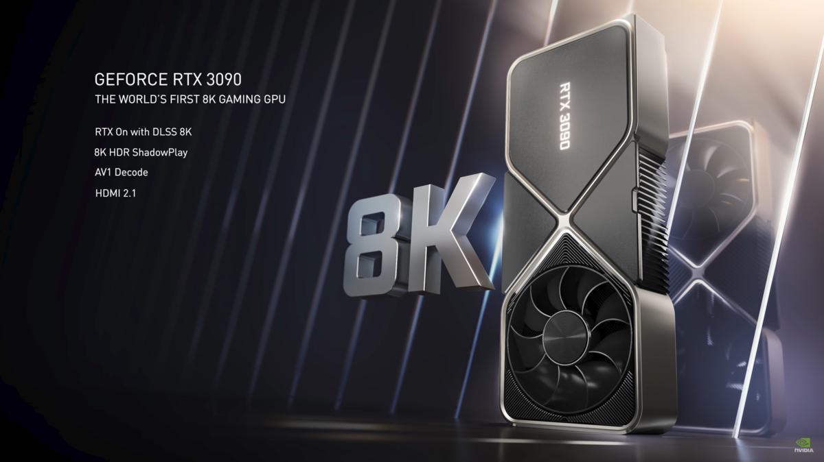英伟达官方确认:RTX 3090 4K 游戏性能只领先 15% - 热点资讯 首页 第2张