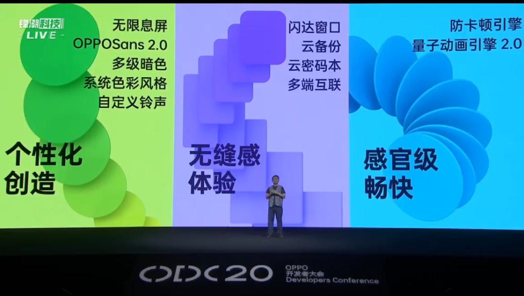 一文回顾 OPPO 开发者大会,新系统新产品全都有 - 热点资讯 家电百科 第2张