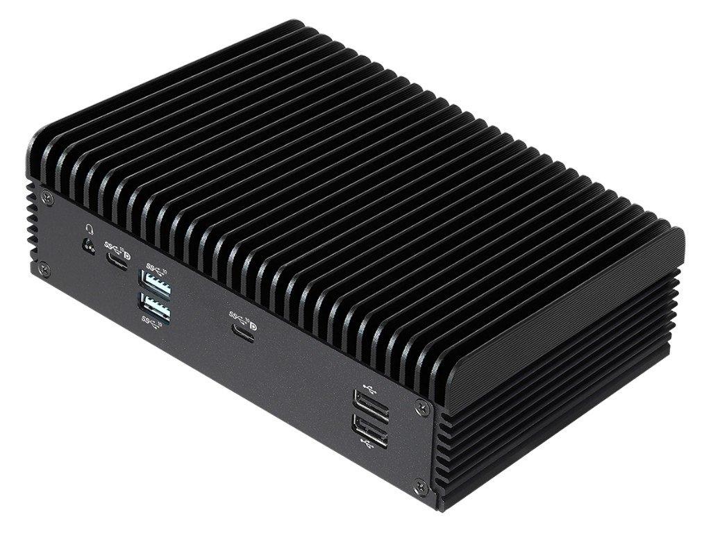 华擎推出 iBox 1100 小型主机,体积不到 1L - 热点资讯 每日推荐 第1张