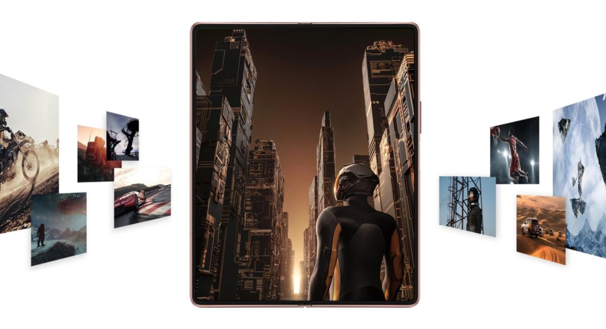 """泰尔实验室首次认证""""折叠屏体验五星产品""""——三星Galaxy Z Fold2 5G - 热点资讯 每日推荐 第2张"""