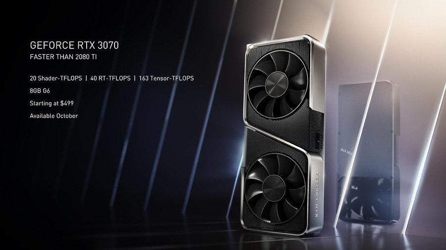 在 AMD RDNA 2 显卡之后,英伟达还将发布两款对位产品 - 热点资讯 每日推荐 第1张