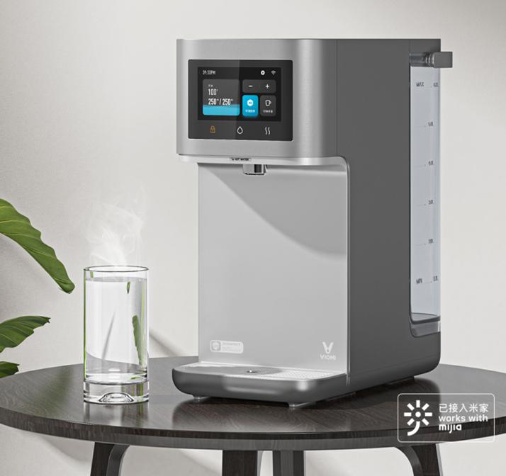 搭载5寸大屏的即热饮水机来了 小米有品众筹1699元 - 热点资讯 每日推荐 第1张