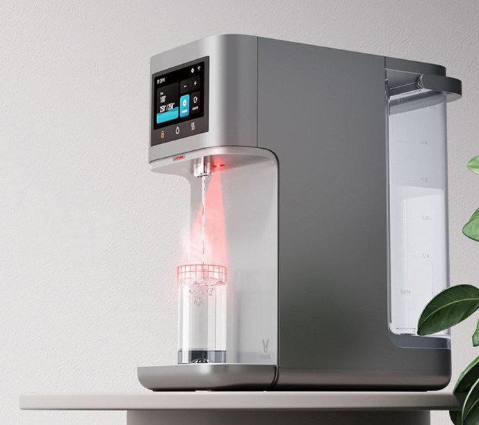 搭载5寸大屏的即热饮水机来了 小米有品众筹1699元 - 热点资讯 每日推荐 第2张