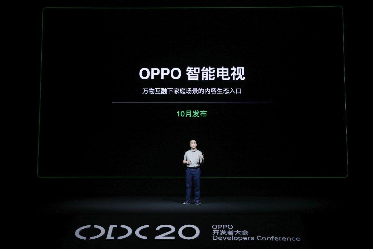 OPPO 智能电视外观曝光,120Hz 呈现绝美大片 - 热点资讯 首页 第5张