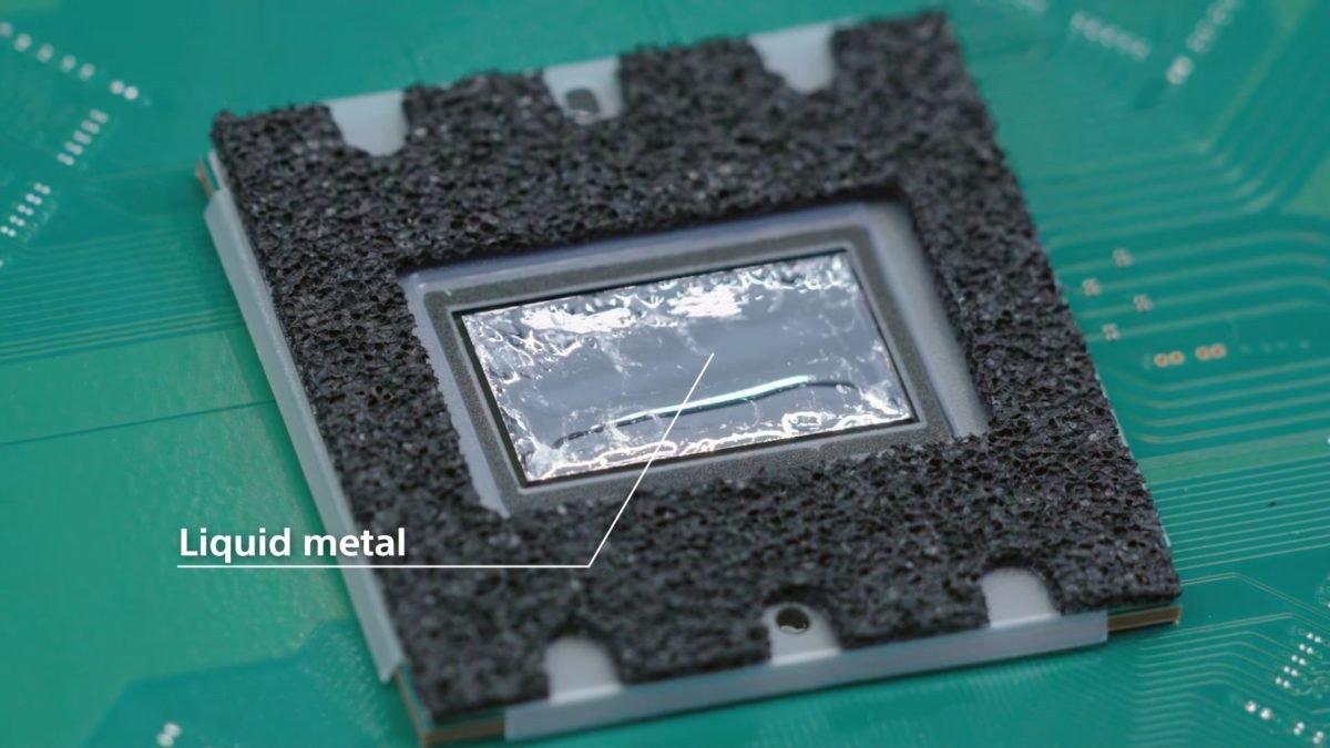 PS5 官方拆解视频发布:豪华散热,内置 M.2 硬盘位 - 热点资讯 每日推荐 第12张