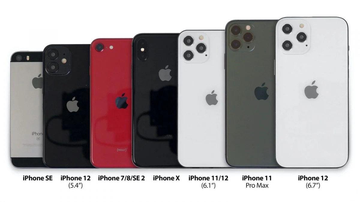 苹果下周举行发布会,iPhone 12全系配色、存储曝光 - 热点资讯 首页 第3张