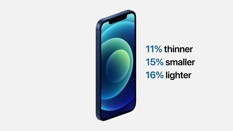 699 美元起,iPhone 12 / 12 mini 正式发布:最小 5G 手机 - 热点资讯 首页 第2张