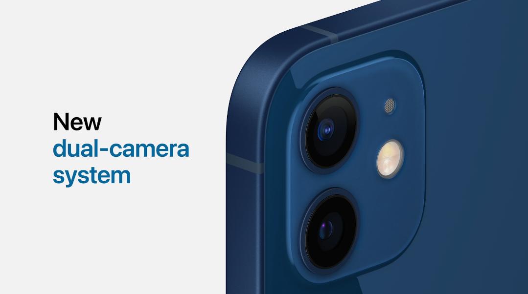699 美元起,iPhone 12 / 12 mini 正式发布:最小 5G 手机 - 热点资讯 首页 第6张