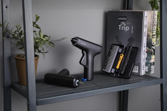 居家工具套装上架小米有品众筹,含调扭螺丝刀与热熔枪 - 热点资讯 首页 第1张