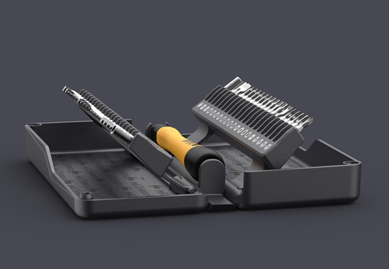 居家工具套装上架小米有品众筹,含调扭螺丝刀与热熔枪 - 热点资讯 首页 第3张