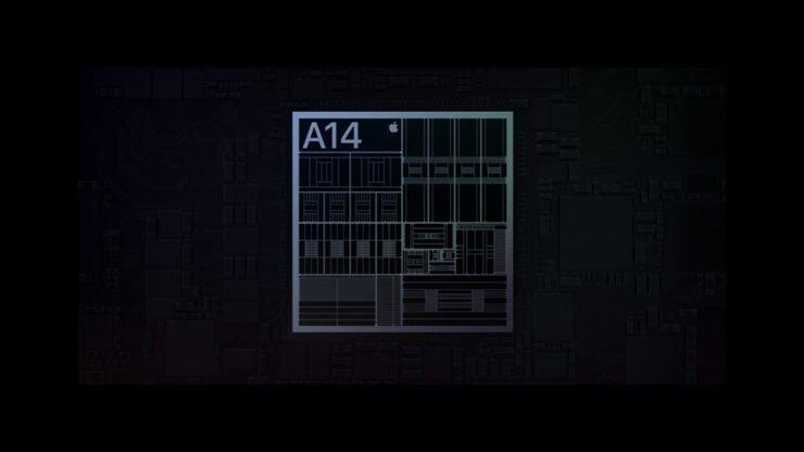 同是 A14 芯片,iPhone 12 Pro 性能不及 iPad Air4 - 热点资讯 首页 第1张