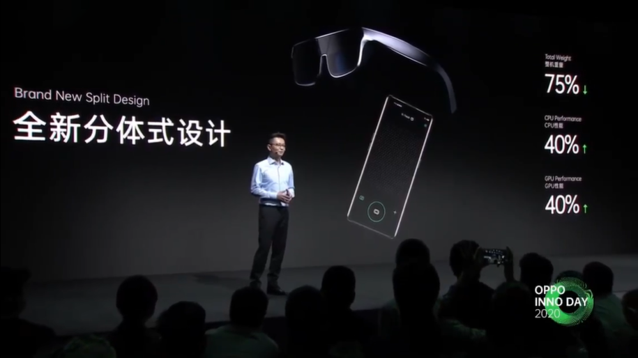 OPPO新一代AR眼镜发布,使用体验全方位提升 - 热点资讯 家电百科 第2张
