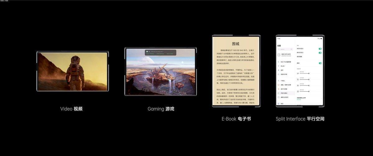 "OPPO X 2021发布:真""零折痕"",为更多应用场景赋能 - 热点资讯 家电百科 第5张"