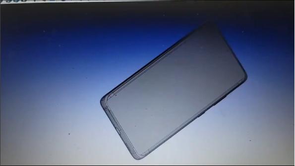 三星Galaxy S21最新渲染图曝光:居中打孔,屏占比很高 - 热点资讯 值得买吗 第1张