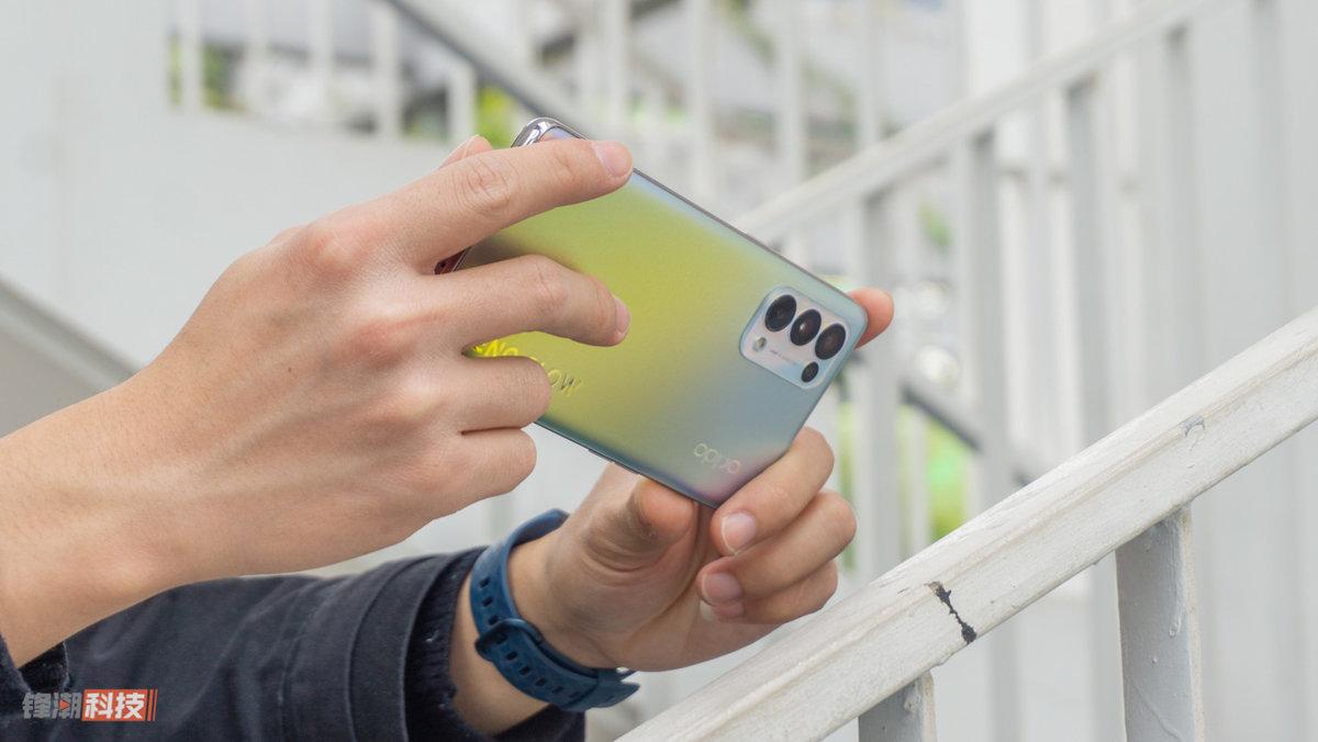 手机拍出人像光斑,OPPO Reno5 Pro成Vlogger购机首选 - 热点资讯 值得买吗 第6张
