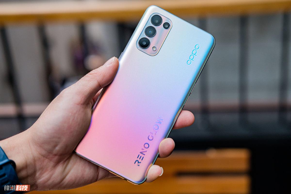 AI专属美颜,OPPO Reno5手持拍出精美人像视频 - 热点资讯 值得买吗 第1张
