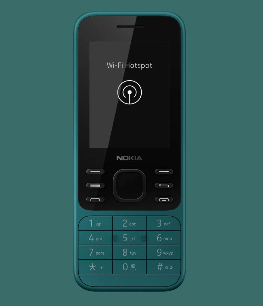 诺基亚官宣两款4G功能机,搭载KaiOS,12月15日见 - 热点资讯 家电百科 第3张