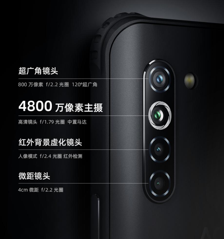 支持 IP69K 防护,AGM X5 户外三防 5G 手机正式发布 - 热点资讯 家电百科 第4张