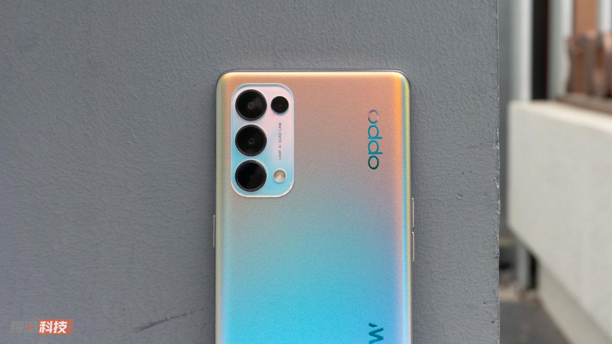 手机拍出人像光斑,OPPO Reno5 Pro成Vlogger购机首选 - 热点资讯 值得买吗 第2张