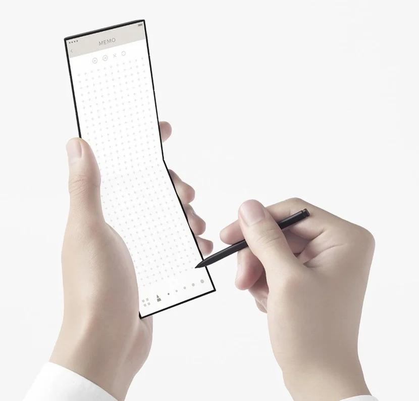 折叠屏新思路,OPPO联手日本工作室推出三段翻折概念机 - 热点资讯 家电百科 第4张