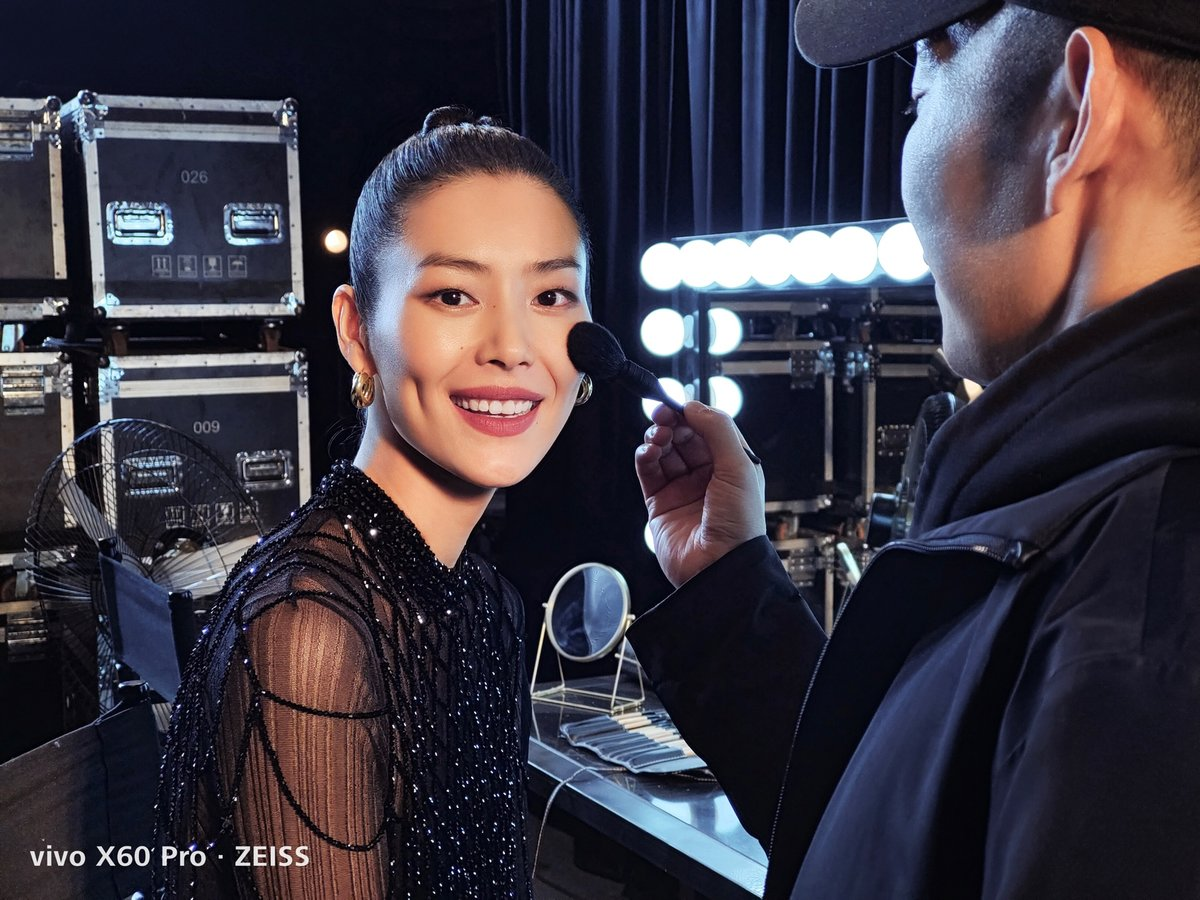 又见大表姐,vivo X60系列刘雯惊艳样张曝光 - 热点资讯 家电百科 第2张